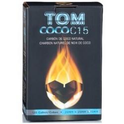 Καρβουνάκια για ναργιλέ Tom...